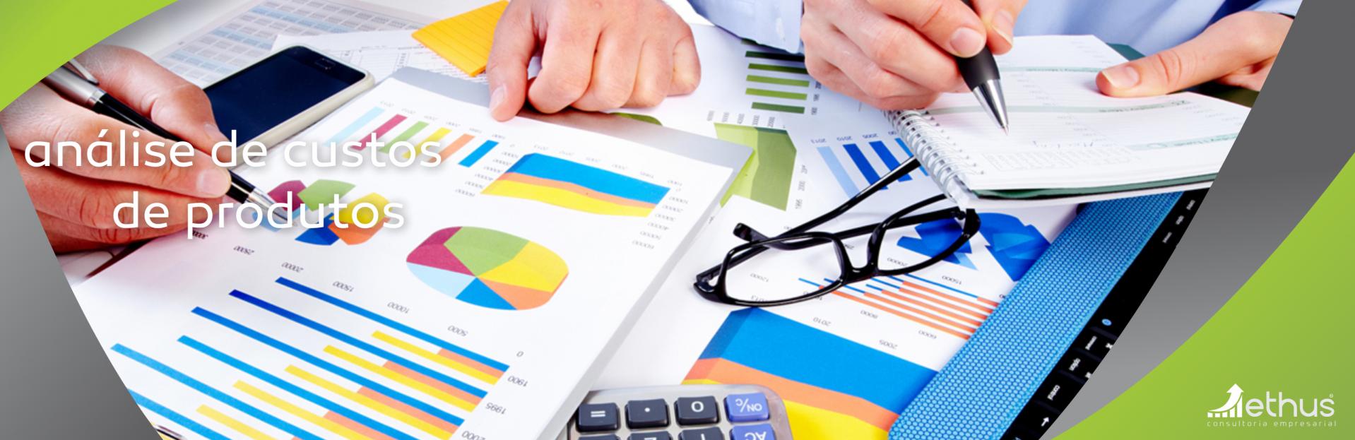 Análise de custos de produtos